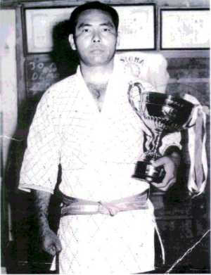 1968 Trophy Picture of Taika Seiyu Oyata
